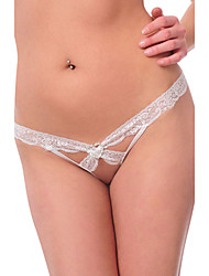 Women's Strappy Lace Thong