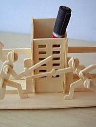 Fencing School Supplies Creative DIY Brush Pot