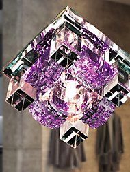 Ceiling Light Modern Crystal Living 1 Lights