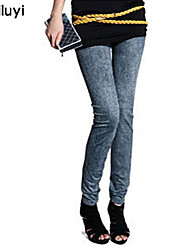 Damen Legging  -  Jeans Denim Jeans Dünn