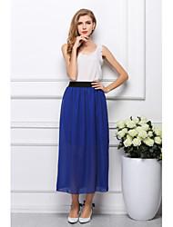Women's Fashion Bohemian Chiffon Skirt