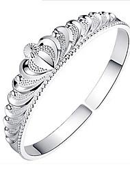 kiki 925 zilveren koningin kroon opening sterling zilveren armband