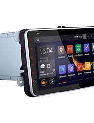 Volkswagen / Skoda / Golf / Passat Car-Audio-Radio-Player android4.4 2 din 8''1024 x 600built Bluetooth / WLAN / GPS / RDS