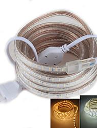 Strisce luminose LED flessibili - Zweihnder 30 - ( W ) - AC220/AC100-240 - ( V Bianco caldo/Bianco