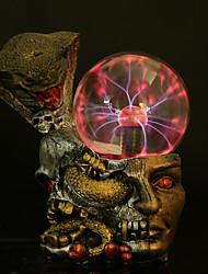 Electrostatic induction crystal ball Electrostatic magic ball resin the magic lamp