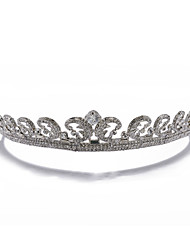 Women's/Flower Girl's Alloy Headpiece - Wedding/Special Occasion/Casual Tiaras