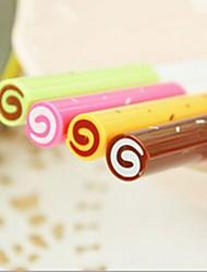 Cute Lollipop Stylish Pinky Color Gel Pen (Random Delivery)