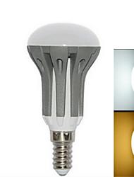 1 pcs E14 7 W 18LED X SMD 2835 520-860 LM R50 Warm White/Cool White Globe Bulbs AC 85-265 V