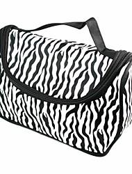 Cosmetic Bag - Noir/Blanc  - Nylon