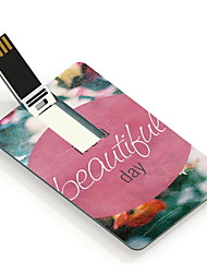 4GB It's A Beautiful Day Design Card USB Flash Drive