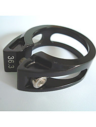 Alloy Black Bicycle Seat clamp 36.3mm Bike Clamp