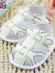 Zapatos de bebé Casual Semicuero Sandalias/Planos Beige