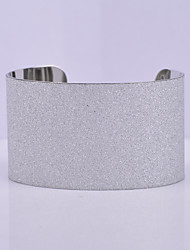 Manchettes Bracelets (Alliage/Plaqué argent/Plaqué or) Soirée/Quotidien/Casual