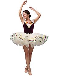 Vestidos (Morado oscuro , Chinlon/Nylón/Tul , Ballet) - Ballet - para Mujer/Niños