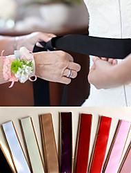 Faixa Cetim Casamento/Festa/Noite