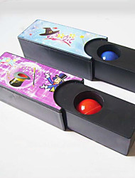 Magic box has changed Red Ball to Blue Ball