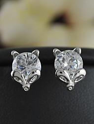 Model Choice New Austria Crystal CZ Stud Earring Whole sale Brinco Gifts