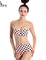 Valtos Women's Rush High-waisted Bikini Set