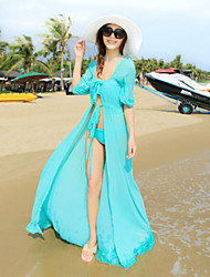 Women's Sexy/Beach Maxi Dress