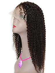 Brazilian Human Hair Lace Front Wig Cheap Kinky Curly Lace Wigs New Design