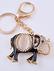 FS-175    Fashion Exquisite Elephant Keychain
