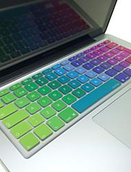 """coosbo® sueco pele da tampa do teclado de silicone colorido disposição da UE para 13 """"/ 15"""" / 17 """"ar macbook pro / retina / g6 imac"""