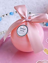 Boîtes Cadeaux ( Rose , Plastique Mariage/Fête prénuptiale/Fête de naissance/Bonbon seize/Anniversaire
