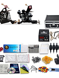 Dragonhawk® Tattoo Kits 2 New Machine  Power Needles