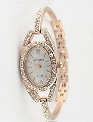 c&c quartzo ocasional relógio de aço inoxidável das mulheres