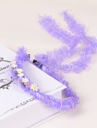 Tulle/Plastic Headbands With Wedding/Party Headpiece
