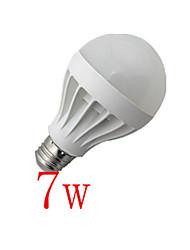 E27 7W 12x5730SMD 350LM 3000K Warm White Light LED Filament Lamp (AC 220V)
