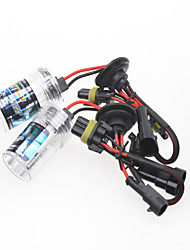 9005 35W 6000K HID Xenon Lights with Ballasts Kit (DC 9~16V)
