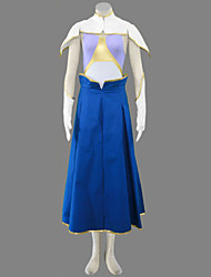 Cosplay Is As High as Mia Blue Dress
