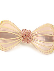Fancy Paris Hair clip for girls,High Quality Hairpin of Acetate and Austrian Rhinestone
