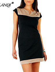PROMOTION High-end leather bag Hip skirts of cultivate one's morality Pencil skirt of tall waist SV002497