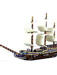 созданный пиратский корабль сделать украшение дома