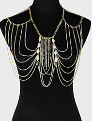 Women's Fashion Luxury Body Chains