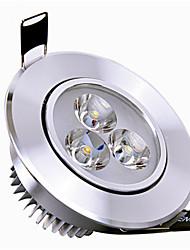 6W 2G11 LED Encastrées Pivotant 3 LED Haute Puissance 400-450lm lm Blanc Chaud / Blanc Froid Gradable AC 110-130 V 1 pièce