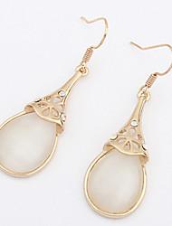 Earring Drop Earrings Jewelry Women Others / Alloy 1set White