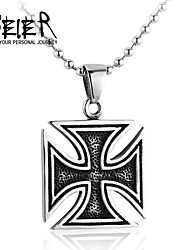 Stainless Steel Necklace Pendant For Man