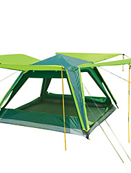 Tripolar Double-deck Automatic tent,Camping camping tents FA2320X