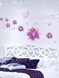 Fashion home decor removable wall stickers