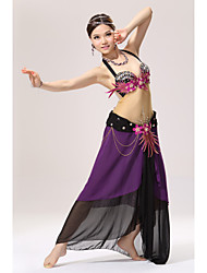 Belly Dance Stage Performance Fancy Egypt Luxuriant Outfits 1-Piece Dress