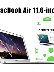 LENTION Top Quality HD Transparent Screen Protector PET Thin Protective Guard Flim for MacBook Air 11 Inch