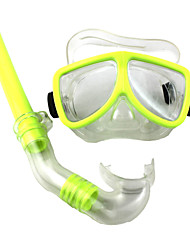 Diving Goggles Breathing Tube Suit Snorkeling Swimming Glasses