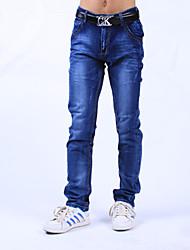 Cool beauty Men's Casual Jeans (Cotton)