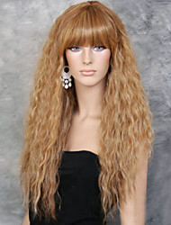 Cosplay High Quality Fashion High Quality Synthetic Wig High Temperature Wire