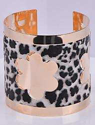 D Exceed Women's Bracelet Trendy Alloy Gold /Silver Plated Bracelet Veneered Cuff Bracelets