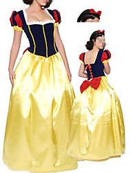Zentai - Feminino - de Halloween - Fantasias de Filme e Tema de TV - Fantasias - Vestido/Decoração de Cabelo