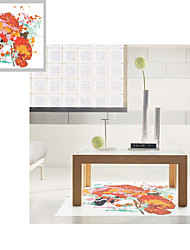 3D The Ink Painting Wall Stickers Floor Stickers